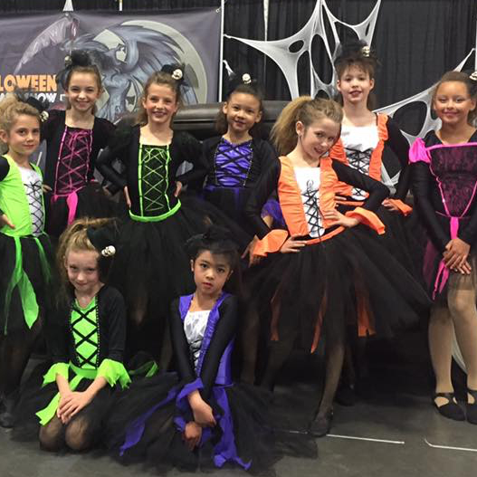 Dance Impressions' Artistic Troupe - Farmington, Bountiful and Davis County Dance Programs