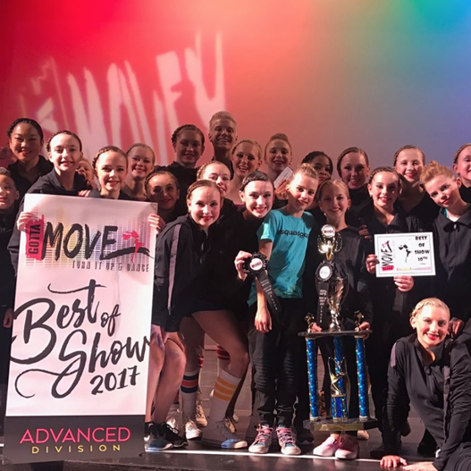 Dance Impressions' Dance Competition Team - Farmington, Bountiful and Davis County Dance Programs