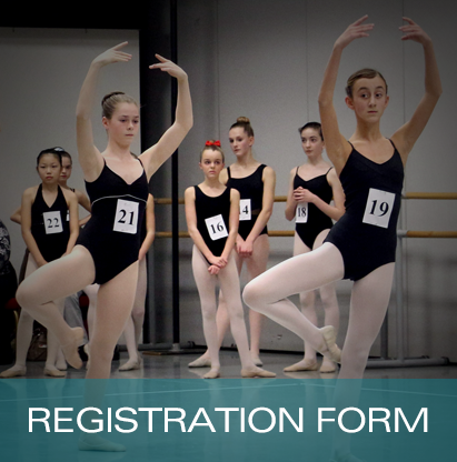 Dance Impressions - Audition Registration