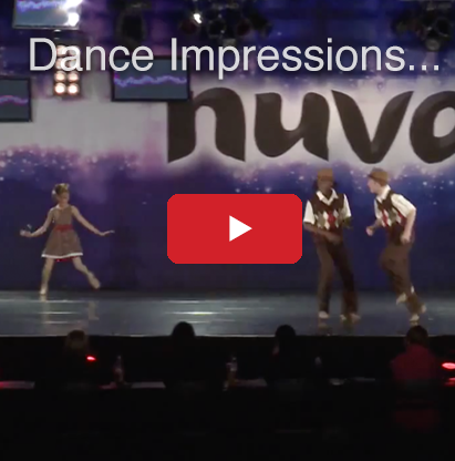 Dance Impressions - Subscribe on YouTube