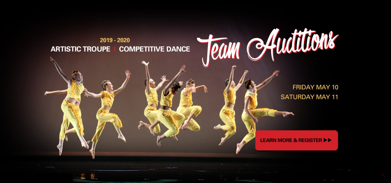 2019-2020 Dance Team Auditions